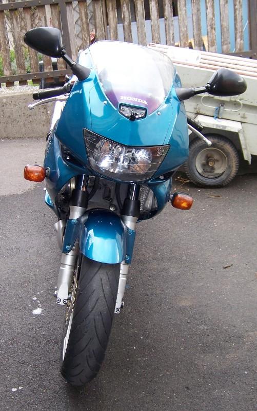 [VENDUE] Honda 1000 VTR Firestorm 2001 100_4617