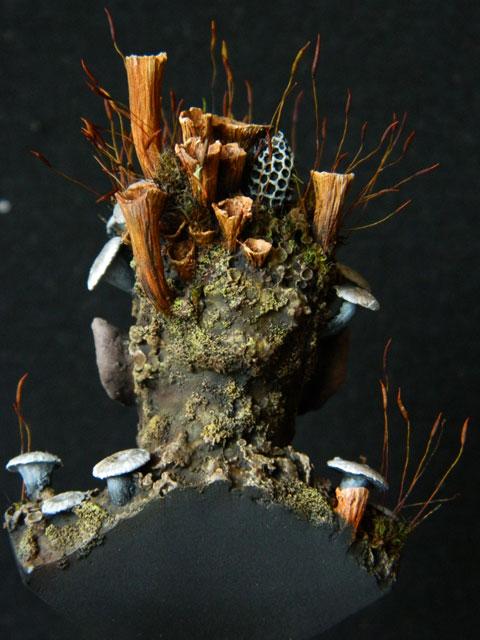 """buste troll champignons """" FLAP de chez figone""""  lamouline69 Dscn2721"""