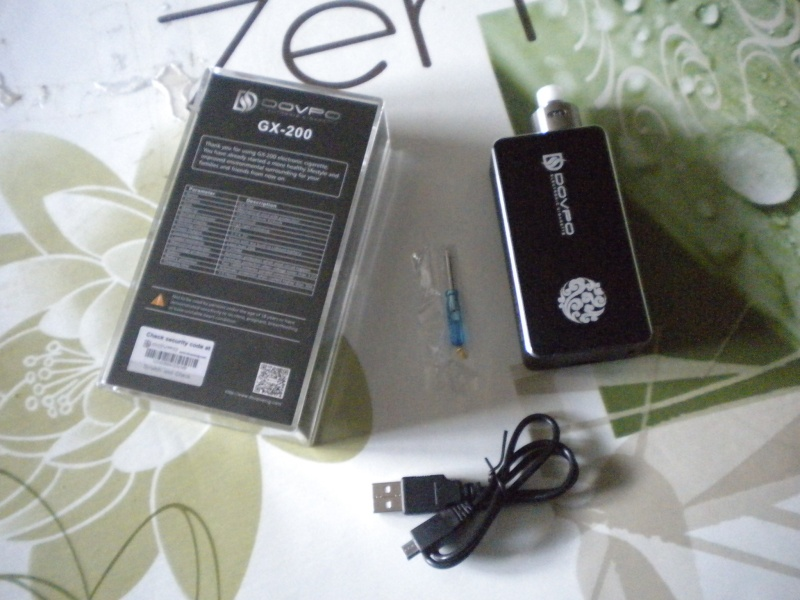 Box Dovpo GX-200 00115