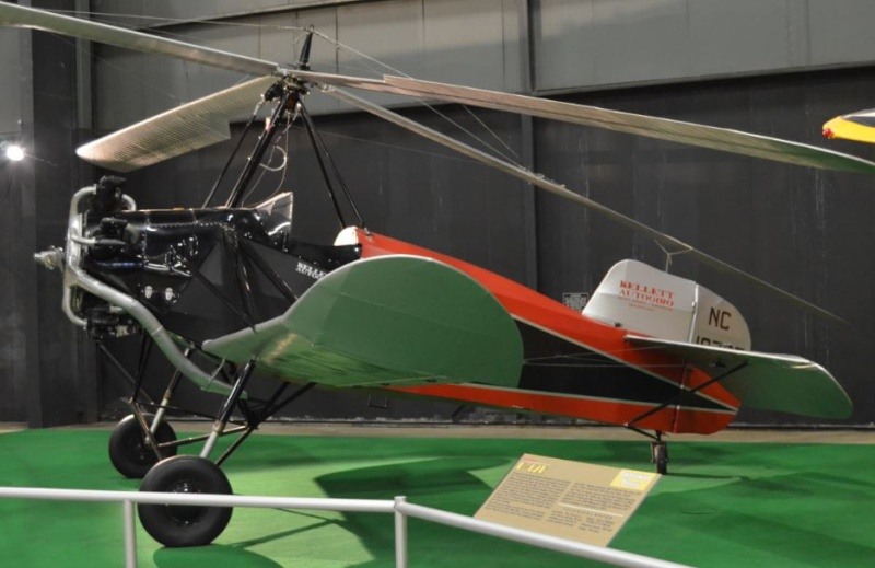 Cox engined Autogyro 74_10