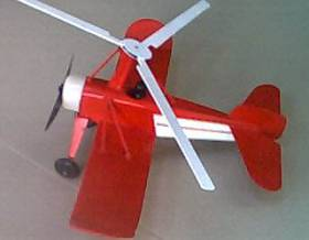 Cox engined Autogyro Gyro310