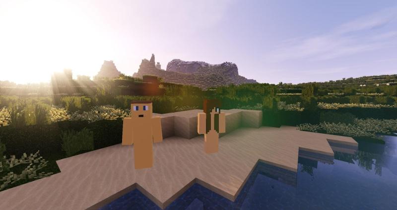 Nuova serie Minecraft: Nudi e Crudi, prossimamente su Youtube! Vkbyxi10