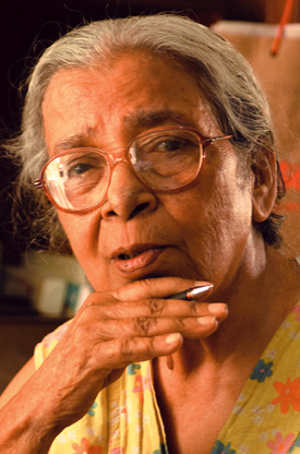 Mahasweta Devi [Inde] Mahasw10