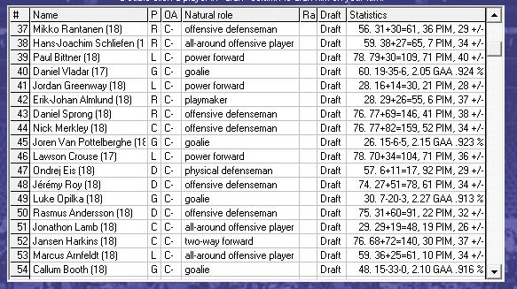 OFFICIAL SEASON 1 DRAFT PICK SHEET S1_37-10