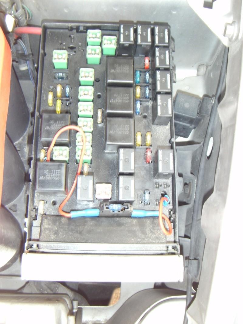 Références Autoradio S4 2002 Fusibl10