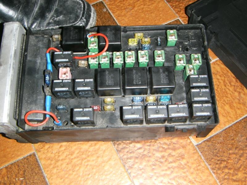 Références Autoradio S4 2002 Fusibl11