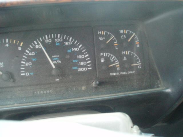 mode opératoire changement jauge carburant Td P5046311