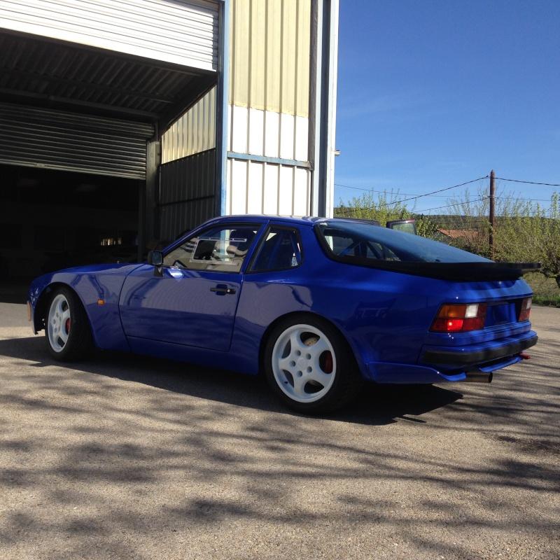 Evolution de notre voiture de piste : 944 Turbo Cup  - Page 4 Img_3010