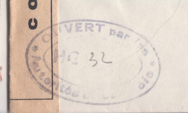 La commission de contrôle de Macon- HC encore en action le 1er janvier 1945. _1003210