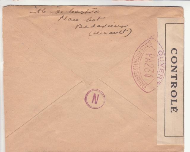 La commission de Montpellier encore en action en octobre 1944 !! _2003510