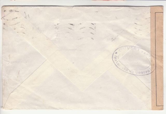 La commission de contrôle de Macon- HC encore en action le 1er janvier 1945. _3002210