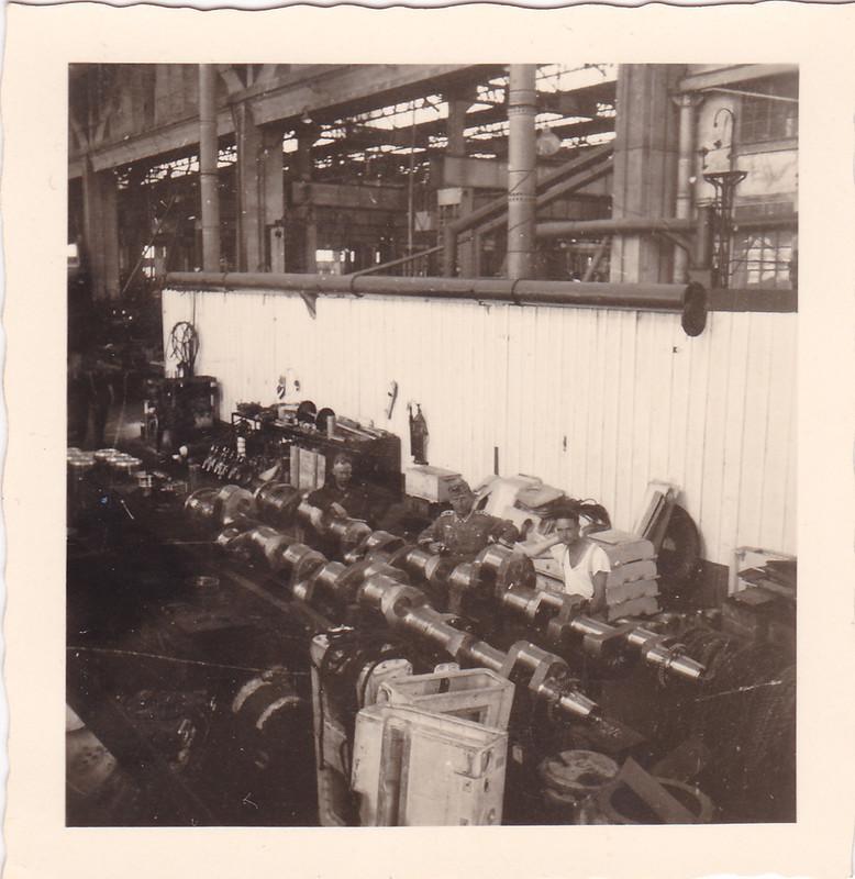 Evasion du Jean Bart juin 1940 matériel non monté  0_132727