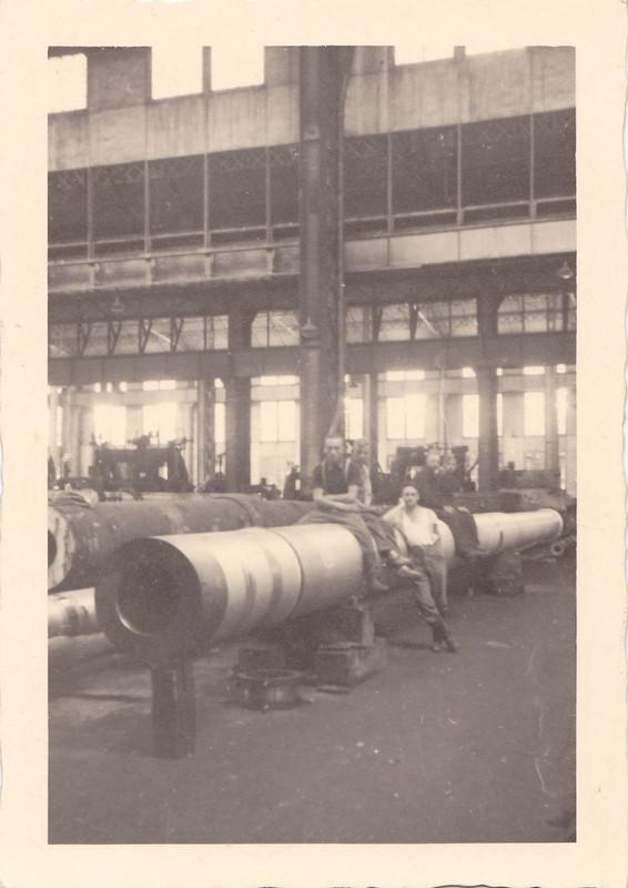 Evasion du Jean Bart juin 1940 matériel non monté  0_132734