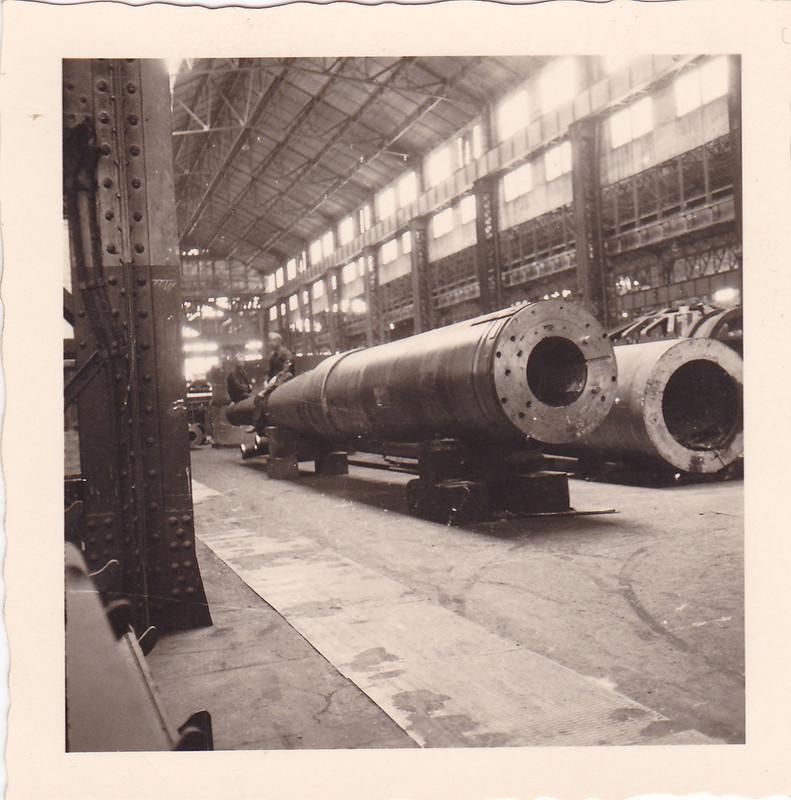 Evasion du Jean Bart juin 1940 matériel non monté  0_132735