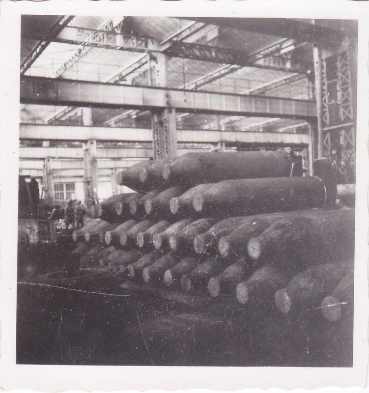 Evasion du Jean Bart juin 1940 matériel non monté  0_132737