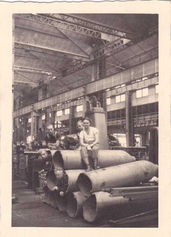 Evasion du Jean Bart juin 1940 matériel non monté  0_132738