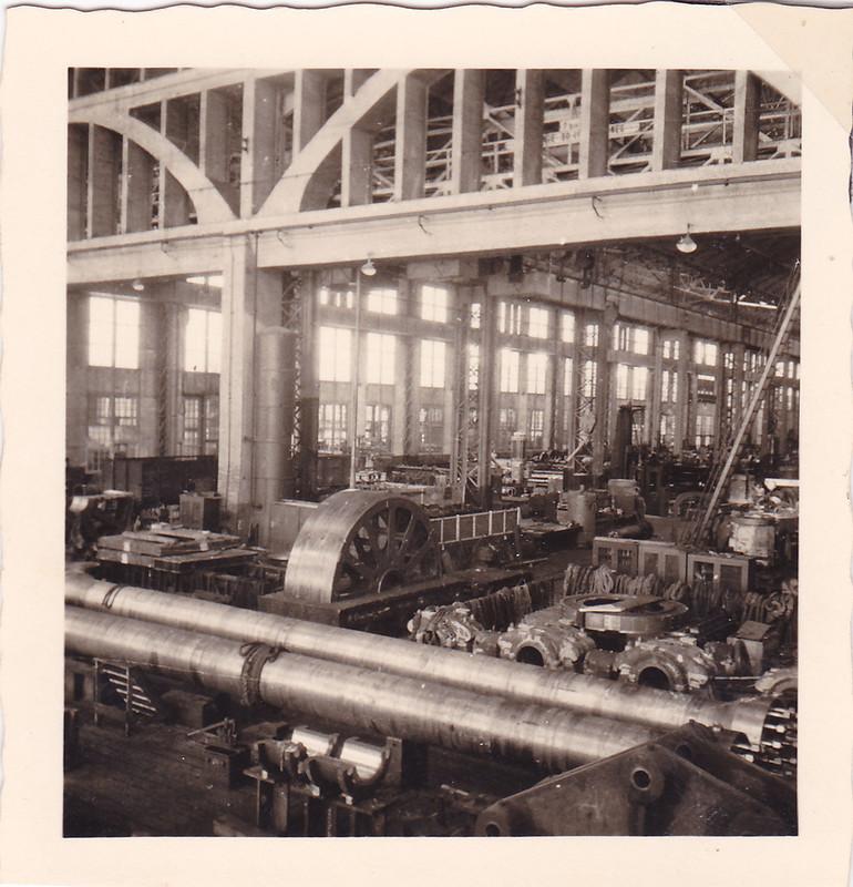 Evasion du Jean Bart juin 1940 matériel non monté  0_132739