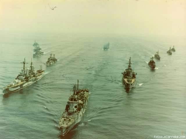 Marine chilienne Almira10