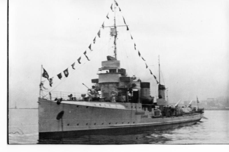 Destroyers russes/Soviétiques  Bakins10