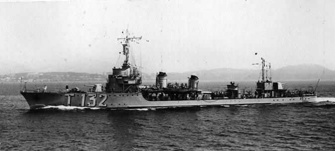Les torpilleurs français Bayonn10