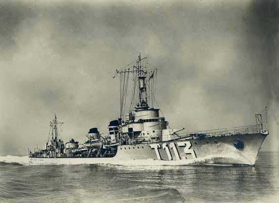 Les torpilleurs français Branle11