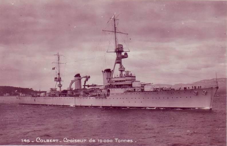 Croiseurs français  - Page 2 Colber11
