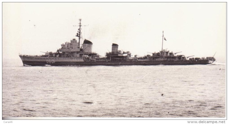 Destroyers allemands Marcea11