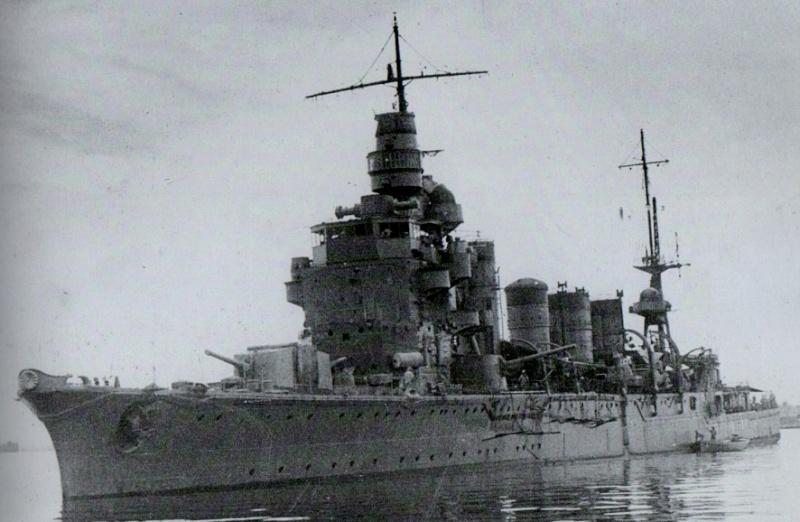 Croiseurs japonais - Page 2 Naka_110