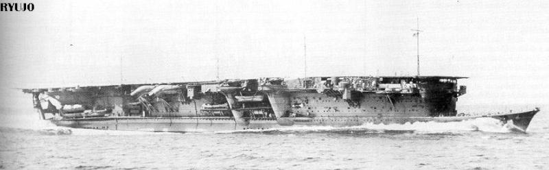 Porte-avions japonais Ryujo_10
