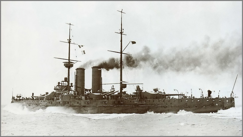 Marine Austro-Hongroise  Zrinyi11