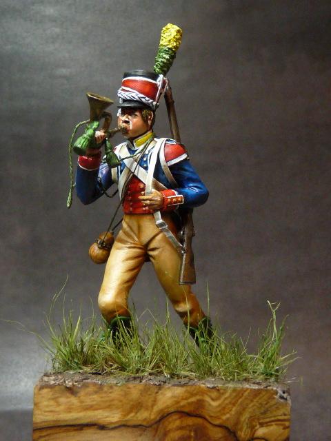 FINI-Cornet du 14ème infanterie légère par BONO - Page 2 P1060644