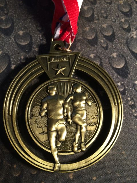 A Fresh Start to my Running Career - Page 6 Medal111