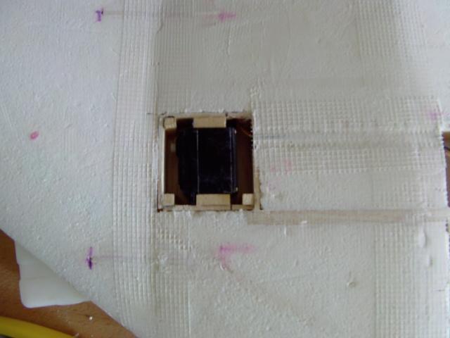 Construction de 2 Horten HO 229 avec des chutes de polystyrène Horten29
