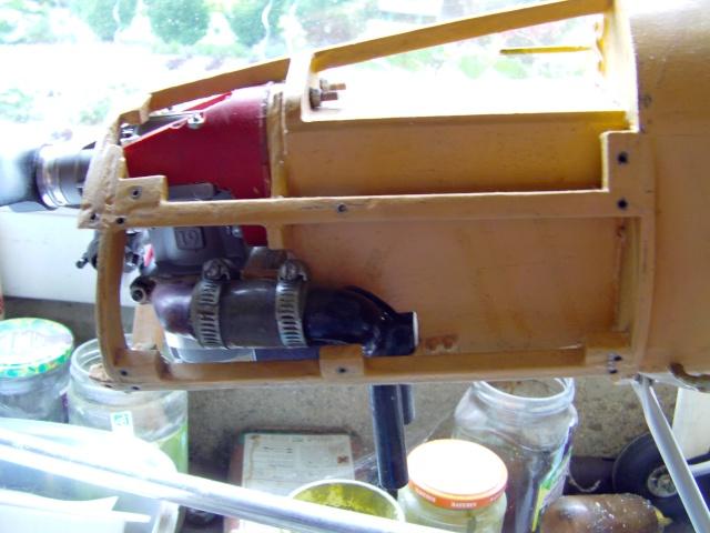 Construction du Junker 87  Stuka type B pour le Musée - Page 3 La_fer15