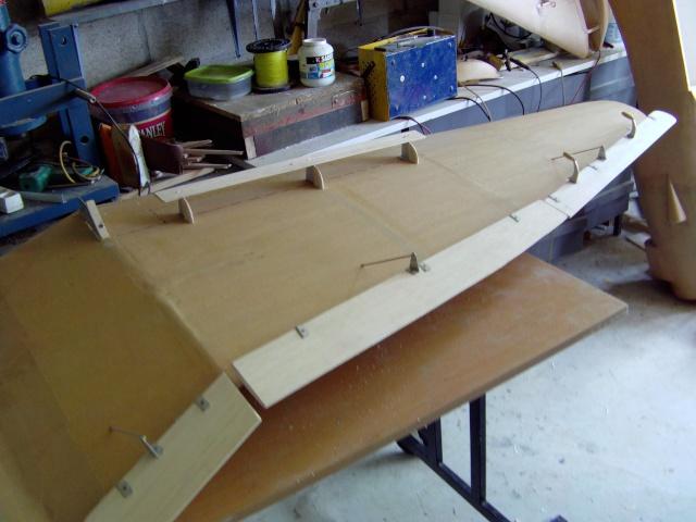 Construction du Junker 87  Stuka type B pour le Musée - Page 3 Stuka113