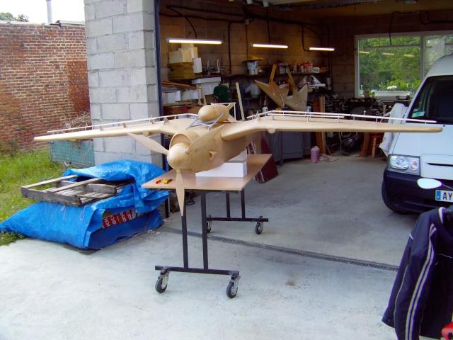 Construction du Junker 87  Stuka type B pour le Musée - Page 3 Stuka124