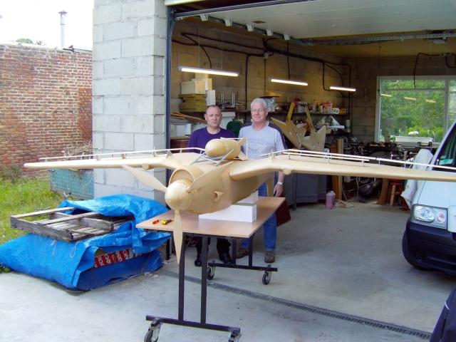 Construction du Junker 87  Stuka type B pour le Musée - Page 3 Stuka126
