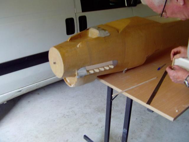 Construction du Junker 87  Stuka type B pour le Musée - Page 3 Stuka128