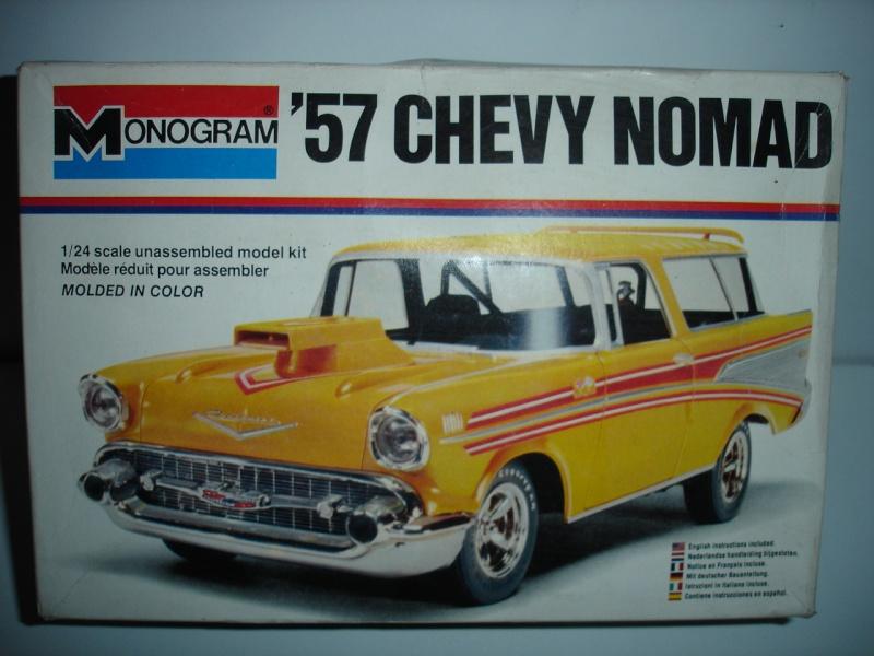 CHEVY 57 NOMAD... AUTO SALVAGE Nomad10