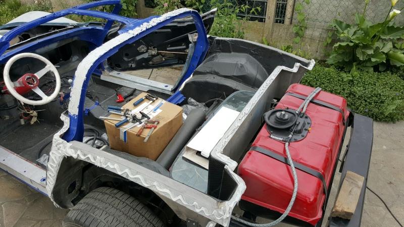 restauration complète Corvette C3 stingray 1977 entres amis - Page 2 20150519