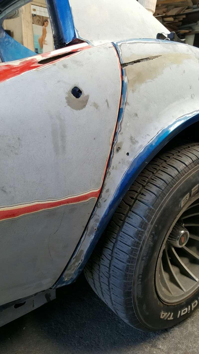 restauration complète Corvette C3 stingray 1977 entres amis - Page 3 20150521