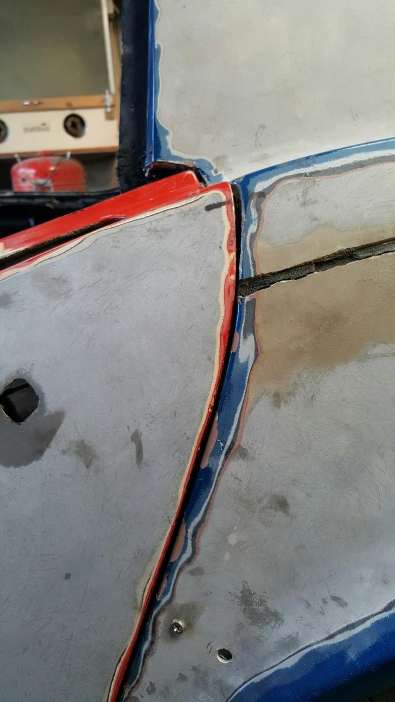 restauration complète Corvette C3 stingray 1977 entres amis - Page 3 20150522