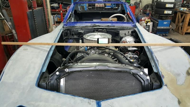 restauration complète Corvette C3 stingray 1977 entres amis - Page 3 20150527