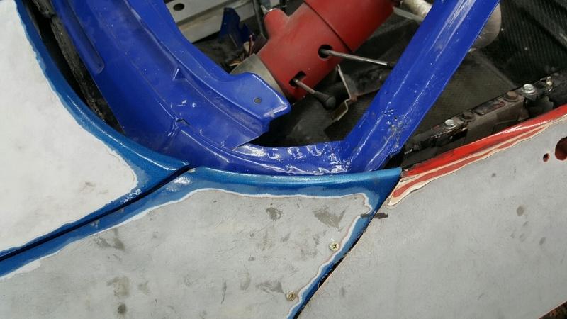 restauration complète Corvette C3 stingray 1977 entres amis - Page 3 20150531