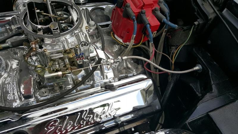 restauration complète Corvette C3 stingray 1977 entres amis - Page 5 20150535