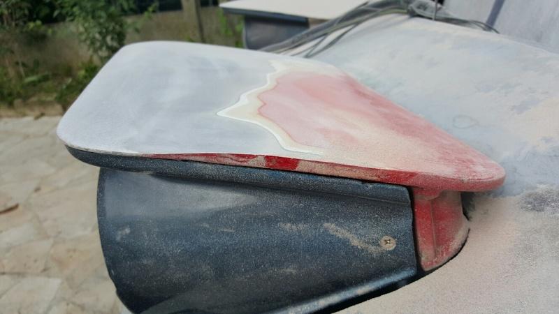 restauration complète Corvette C3 stingray 1977 entres amis - Page 5 20150540