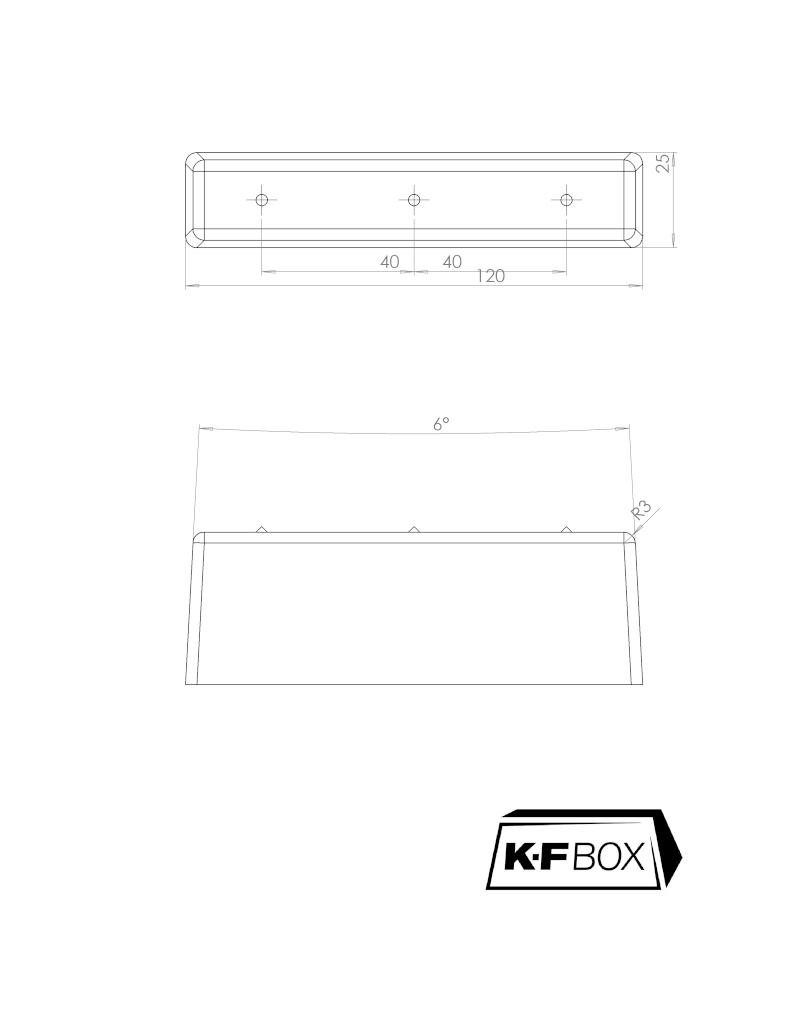 Plaque ou boitier intégré Plan_k10