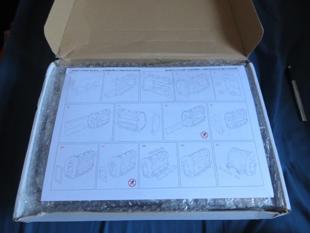 [Open the box] Zen terrain. Img_2112