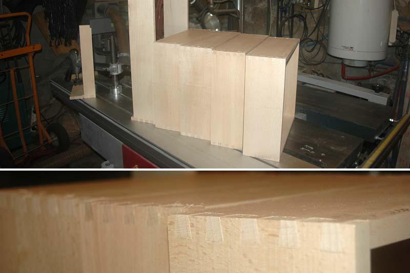 Aménagement d'un placard [Terminé] - Page 2 Tiroir17