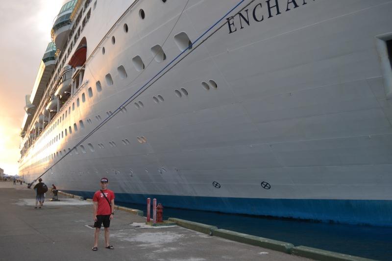 [Croisière - HD3 BLACK] A bord du bateau de croisière Enchantment of the sea 14265310